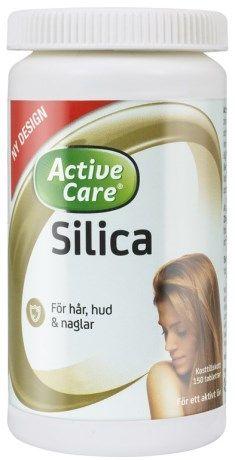 silica til hår
