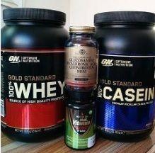 proteinpulver med vitaminer