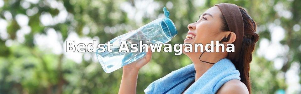 ashwagandha pulver dosering